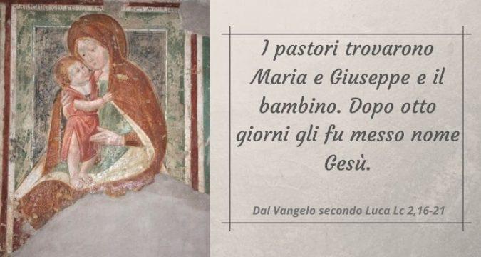 solennità Maria Santissima Madre di Dio Archivi - OMNIADIGITALE.IT